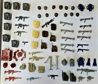 GI JOE 1980s RAH Parts Accessory Pack Lot Vintage Accessories Cobra Weapons PART