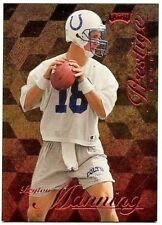 1998 Playoff Prestige Peyton Manning GOLD Rookie /25 Beautiful Card!