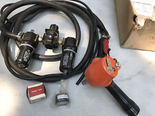 Cme Vs-220 Hd Handheld Button Bit Grinder W Filters Dth Oil Water Well Drilling