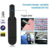 1080P HD  Body Mini Camera Pen Video DVR Full Recorder Portable Pocket Hidden