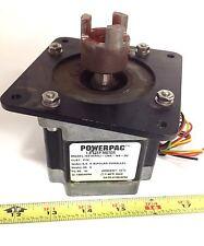 PACIFIC SCIENTIFIC 1500RPM POWERPAC 1.8 STEP MOTOR N31HRHJ-LNK-NS-00
