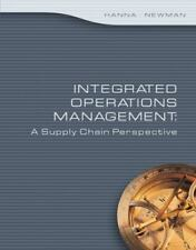 Integrated Operations Management : A Supply Chain Perspective by Mark D....