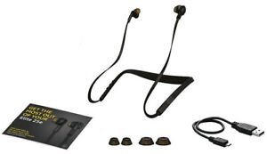 Jabra Elite 25e Black Neckband Wireless Bluetooth Earbuds In-Ear Headphones
