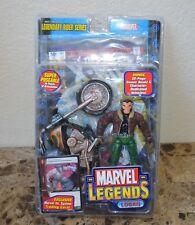 Marvel Legends LOGAN Legendary Rider Series Action Figure ToyBiz 2005 SEALED