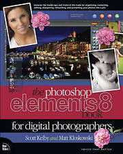 Photoshop Elements 8 Book for Digital Photographers-ExLibrary