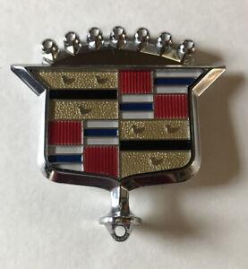 1977-1981 Cadillac Hood Emblem
