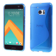 For HTC One M10 New S Line Skidproof Rubber Gel skin case covers
