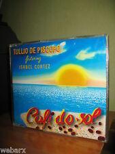 TULLIO DE PISCOPO FEAT. CORTEZ CAFE' DO SOL CD SINGOLO NUOVO SIGILLATO