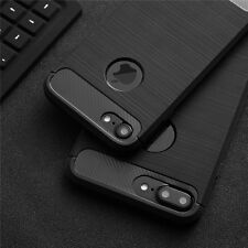 Luxury Shockproof Rubber Soft TPU Phone Back Case Cover For Apple iPhone 5 5s SE