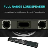 Bluetooth 5.0 Speaker TV PC Soundbar Subwoofer Home Sound Sale Theater Bar M0Z0