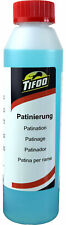 Solución Pátina para cobre y latón (250 ml) - Patinar latón - Patinado