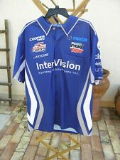 SPARCO Intervision Mazda Cooper Tires Road Indy Juncos Formula Racing Shirt 2XL