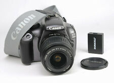 Canon EOS 1100D DSLR Camera + Canon EF-S 18-55mm II Zoom Lens - Only 4,127 Shots