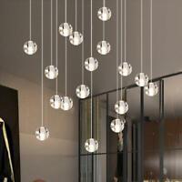 Bar Lamp Kitchen Pendant Light Glass Pendant Lights Crystal Chandelier Lighting
