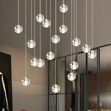 Kitchen Pendant Light Glass Ceiling Lights Bar Lamp Crystal Chandelier Lighting