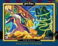 Harry Potter 750 piece Jigsaw Puzzle New York Puzzle Company Famille Enfants Jeu