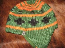 THE NORTH FACE UNISEX HAT KNIT EARFLAP  ONE SIZE