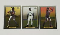 2020 Topps Series 2: Turkey Red Parallel Chrome Lot Of 3 Cards!