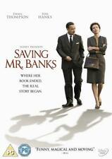 Saving Mr Banks - Tom Hanks Brand New Sealed DVD
