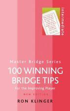 100 Winning Bridge Tips: 100 Winning Bridge Tips (PB): For the Improving Playe,