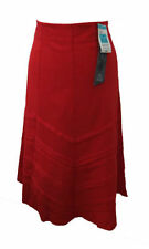 Marks and Spencer Women's Casual Calf Length Viscose Skirts
