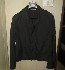 splendido giubbottino jacket versace classic nero taglia 48  antipioggia estivo