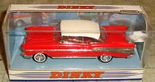 MATCHBOX - DINKY COLLECTION - 1957 CHEVROLET BEL AIR CAR - 1:43 - DY-2 - BOXED
