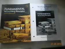 Fundamental Accounting Principles & Working Papers Use With by Larsen & Jensen