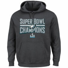 Philadelphia Eagles NFL Super Bowl LII Champions Sudden Impact Hoodie XX-Large