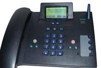 Siemens Gigaset 3035 analog schnur Büro Telefon anmeldebar mit Anrufbeatworter