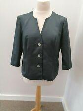 Viyella - Smart Ladies Silver Grey Jacket  - UK Size 16