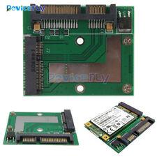 mSATA SSD to 2.5'' SATA 6.0 Gps Adapter Converter Card Module Board Pad Pcie