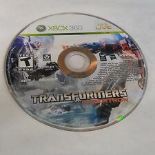 Transformers: War for Cybertron (Microsoft Xbox 360, 2010) DISC ONLY #979