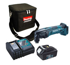 Makita DTM50Z DTM50 18V Lithium-ion Multi Tool + 1 BL1830 + DC18RC + Bag
