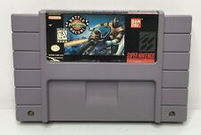Super Nintendo SNES Power Rangers Zeo Battle Racers *Authentic/Cleaned/Tested*