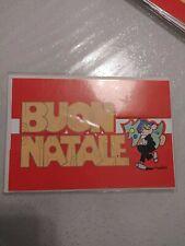 ANDY& CAPP -MALIPIERO 90s -biglietto auguri vintage per  NAtale
