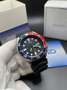 Seiko SkX009 Automatic Divers Watch **UK Seller