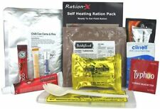 Ration-X Self Heating Field Ration Pack MRE Menu B