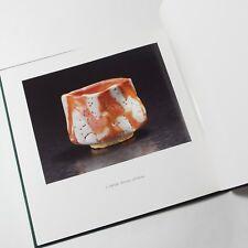 SUZUKI OSAMU, Exhibition Catalog, Shino Ware, Ceramic Art, Pottery, SIGNED