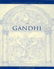 On Gandhi (Wadsworth Notes), Gruzalski, Bart, Good Books