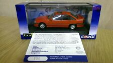 Corgi VA14002B Opel Omega 3000 Karminrot LHD (Germany) Ltd Ed. No. 500 of 500