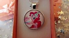 MY LITTLE PONY PINKY PIE BIRTHDAY STRONG CHAIN, 20 INCH  GIFT BOX BIRTHDAY PARTY