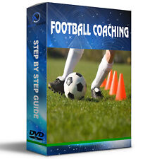 Learn Football Coaching Training Skills Drills the Easy way DVD