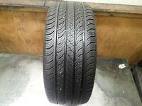 1 225 45 17 91H Continental ProContact TX Tire 7.5/32 No Repairs 2616