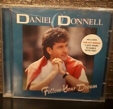 Daniel O'Donnell CD Follow Your Dream Irish Country