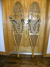 New listing Snow Shoes 10x47 in. with neoprene bindings
