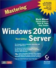 Mastering Windows 2000 Server