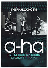 A-ha-DVD-ending on a High Note-the Final Concert