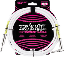 Ernie Ball 6048 - Câble Jack-jack Instrument - 3m