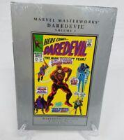 Daredevil Man Without Fear Volume 3 Marvel Masterworks HC Hard Cover New Sealed